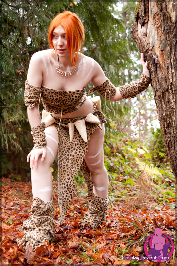 panic-bestial-naked-cosplay-deviant