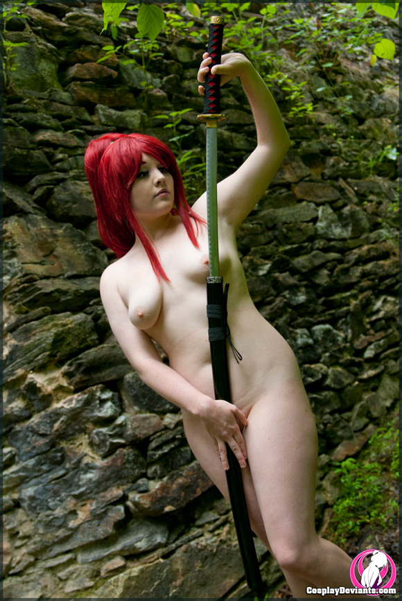 Bleach cosplay deviants nude recommend you